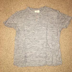 Men's 3 Button Shirt